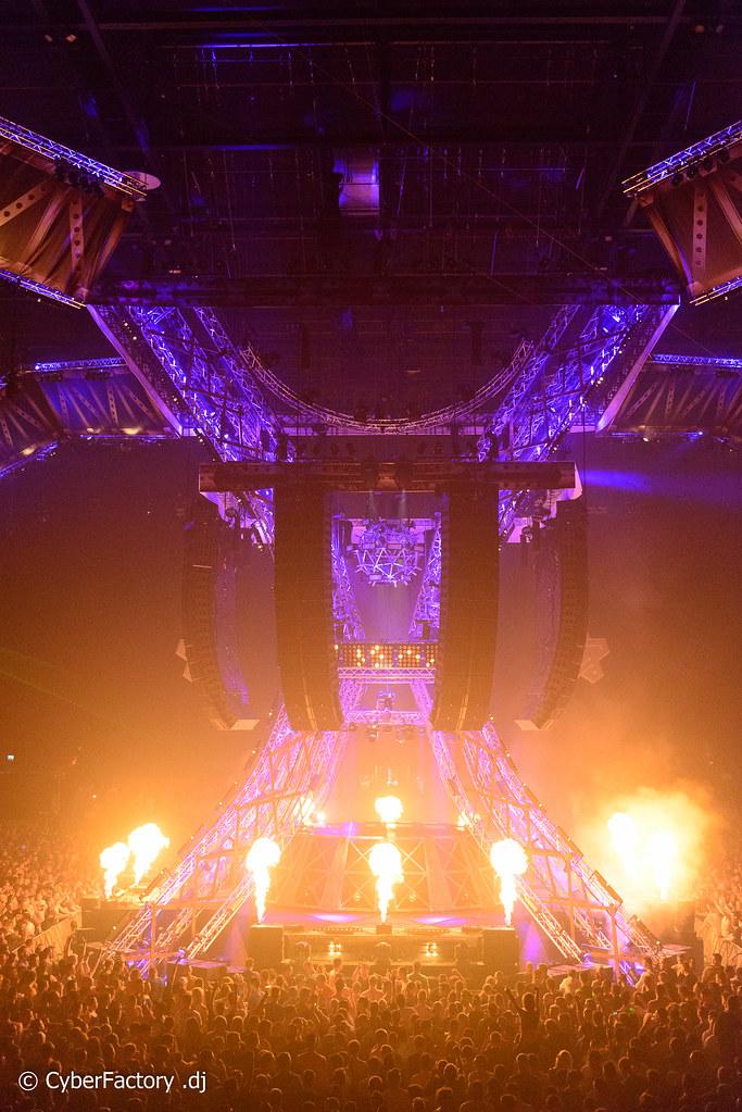 © CyberFactory - Qapital Q-Dance @ Ziggo Dome Amsterdam ...