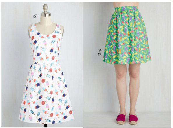 popsicle dress modcloth