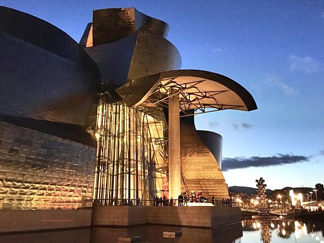 La seconda vita di Bilbao: chiudono le industrie apre la cultura