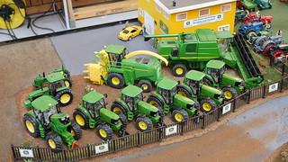 IG Mini-Trecker #3: John Deere Landmaschinen