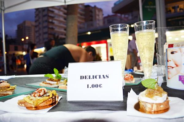 Food market, Spain