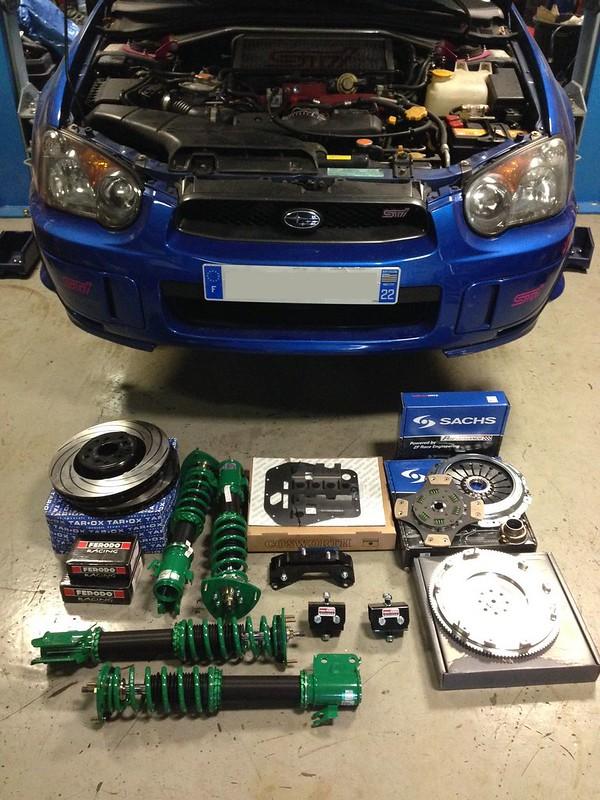Pé-devis préparation Secma THP Turbo chez MK6 26132323170_63e1ed8336_c