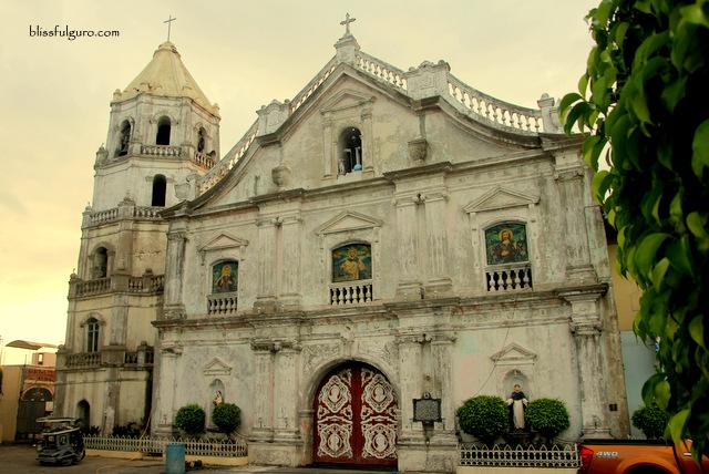 Saint Dominic De Guzman Church Abucay Bataan
