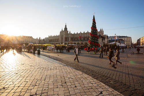 Main Square - Krakow, Poland