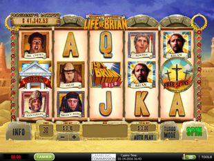 Monty Python's Life of Brian slot game online review