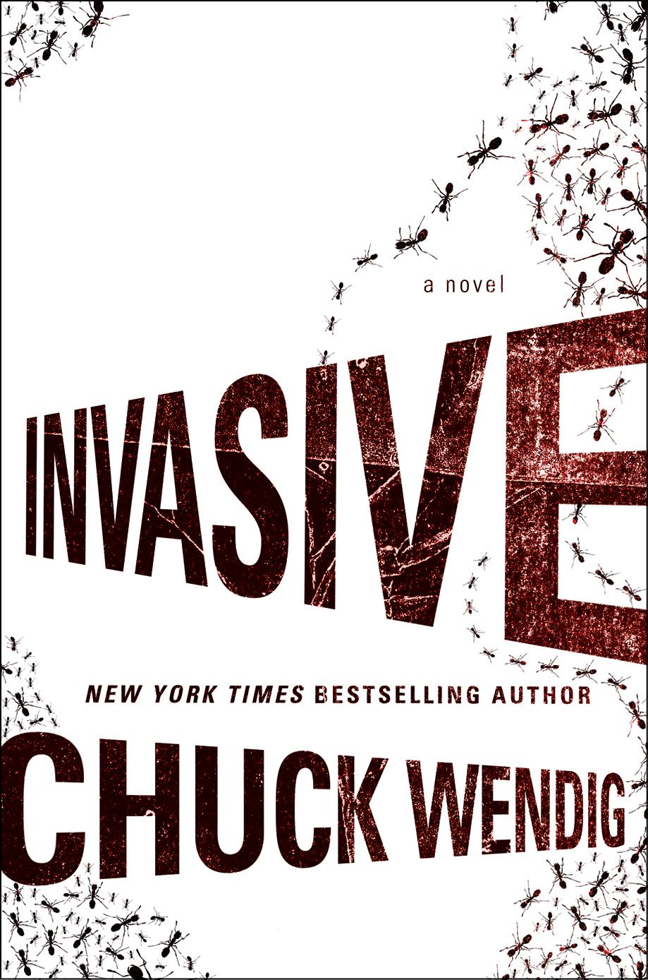 Invasive: Cover Reveal!