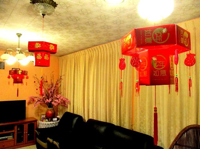 Ang pao lanterns 2