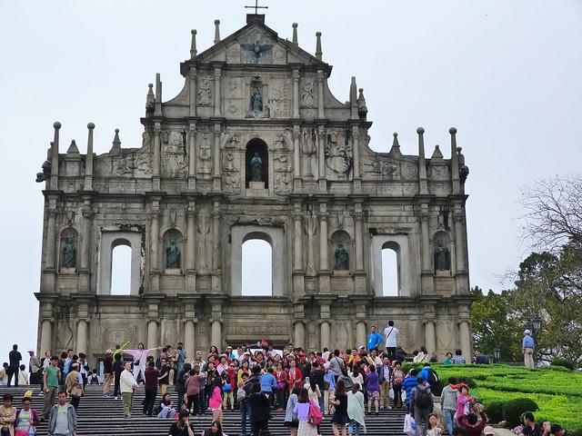 Iglesia de Sao Paulo (Macao)