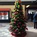 Origami on Christmas Tree in Japantown