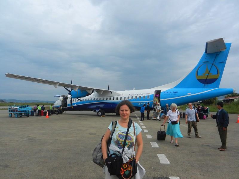 Мьянмские авиалинии
