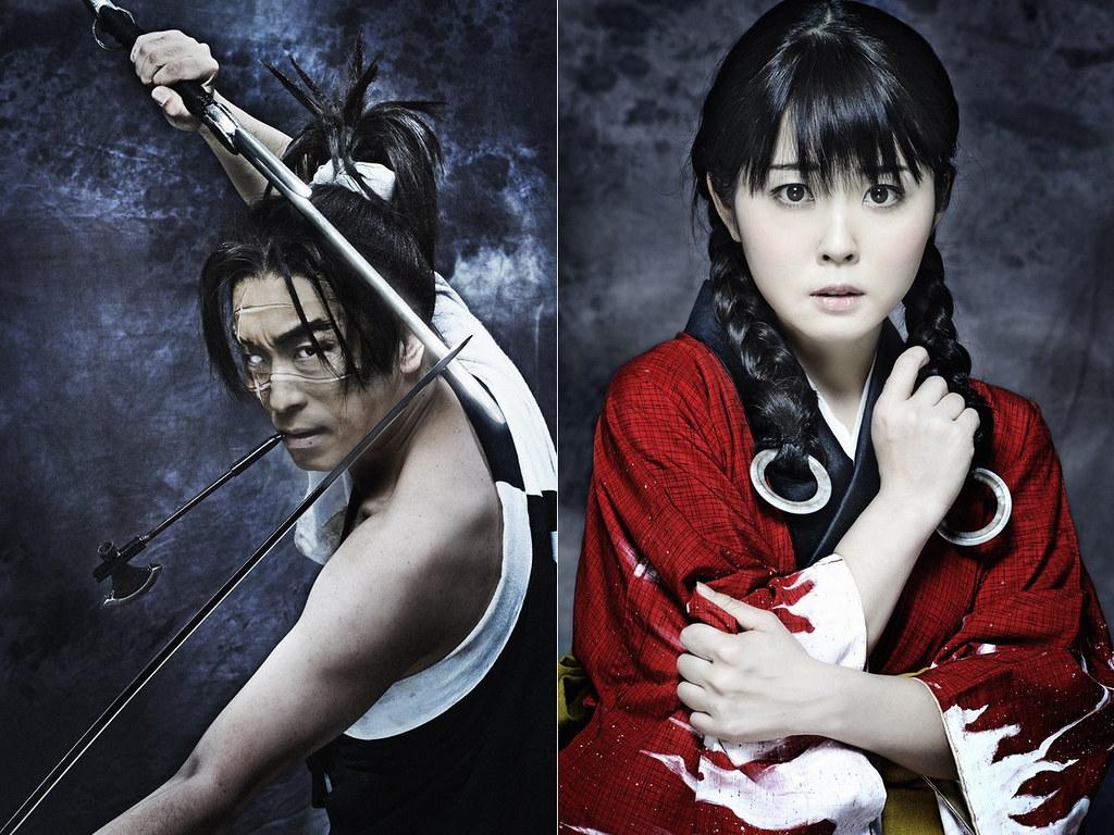 160113(1) -「關智一×福圓美里」豪華聲優陣容舞台劇《無限住人》將於2/11上演、明年還有「木村拓哉」電影!