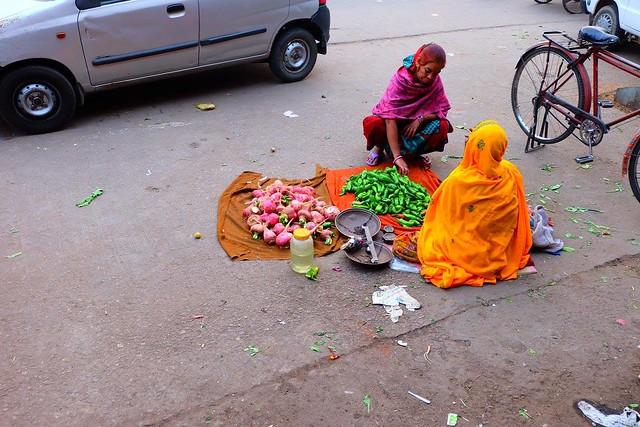 A Lesson from India: Being Thankful For What I Have