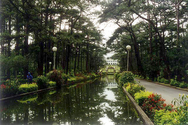 Wright Park Baguio Has A Lot Of Beautiful Spots To Visit O Flickr