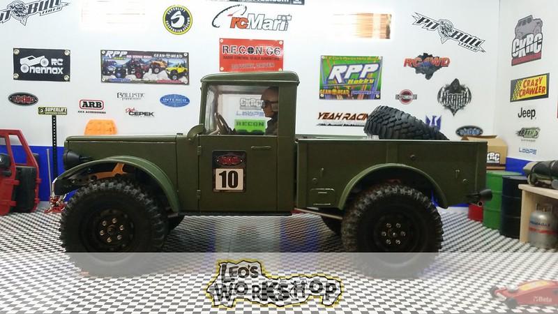 53 Dodge M37 - RCCrawler