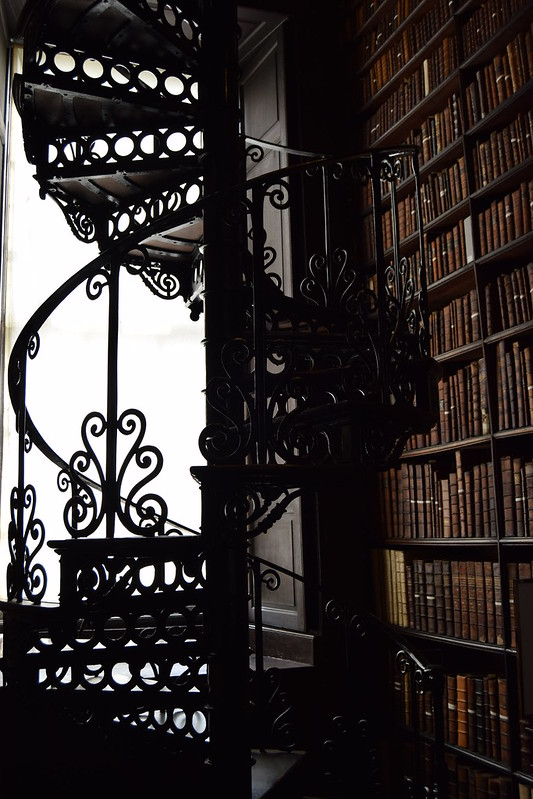 Old Library - Trinity College - CC Roser Martínez