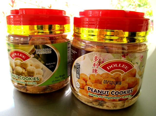 Dollee CNY cookies