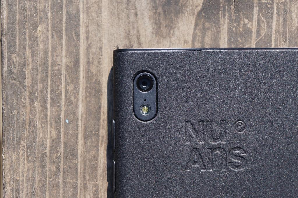 レビュー:Windows Phone「NuAns NEO」ファーストインプレッション
