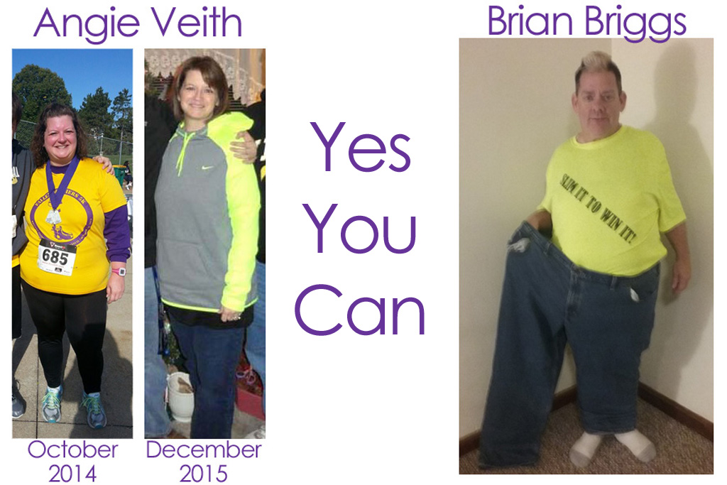 Yes You Can - Angie Veith and Brian Briggs