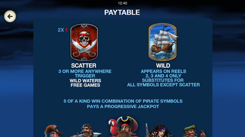 free Fortune 5 Mobile free spins feature
