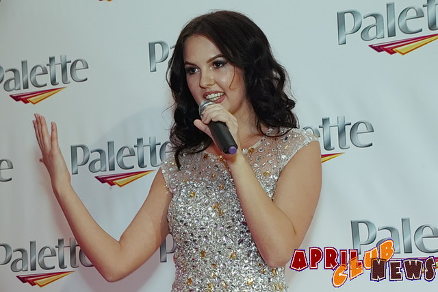 Финалистка всероссийского конкурса красоты «Мисс Palette»