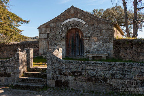 Capilla de San Sebastián, antiguo museo lapidario de Idanha-a-Velha