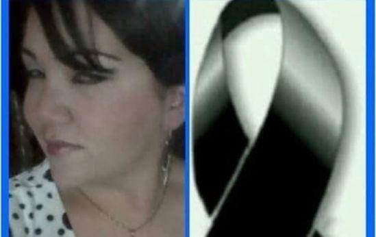 Locutora es asesinada: intentaba salir de su casa que era incendiada y recibió un tiro en la cabeza al salir
