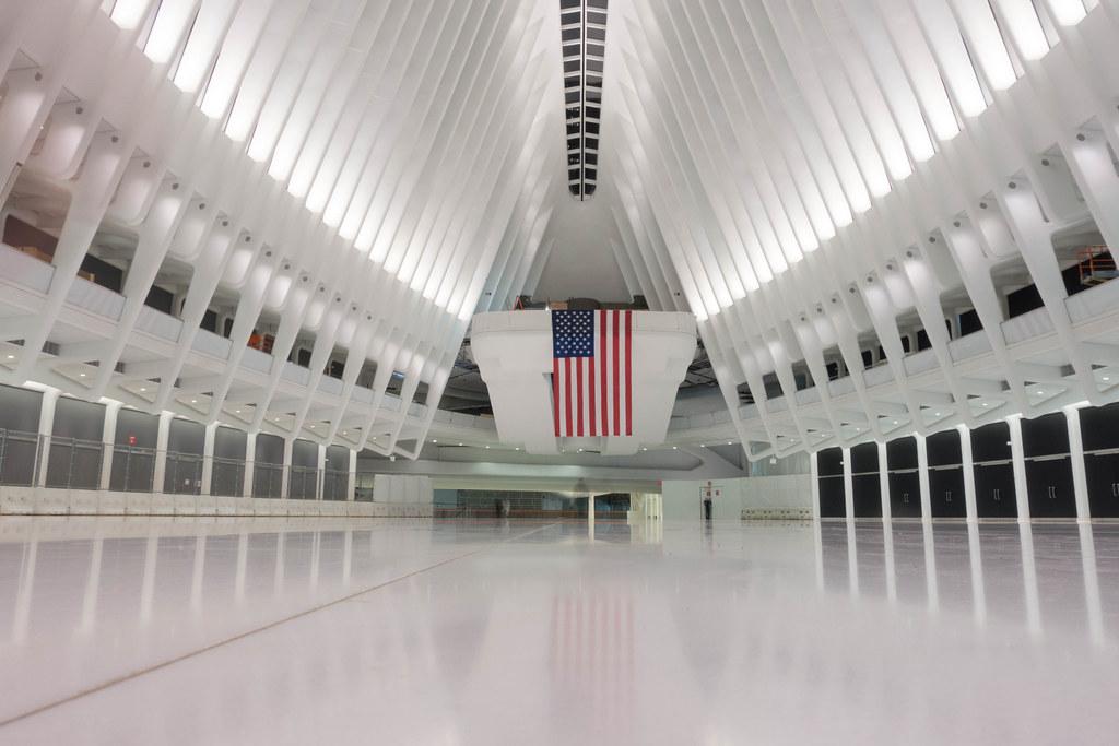 World Trade Center Transportation Hub Oculus