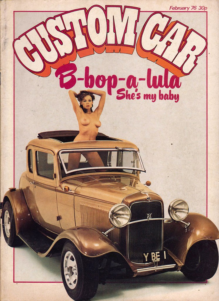 Famous Custom Car Magazine Gift - Classic Cars Ideas - boiq.info