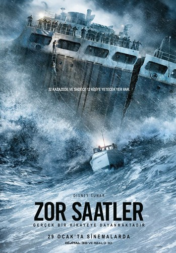 Zor Saatler - The Finest Hours (2016)