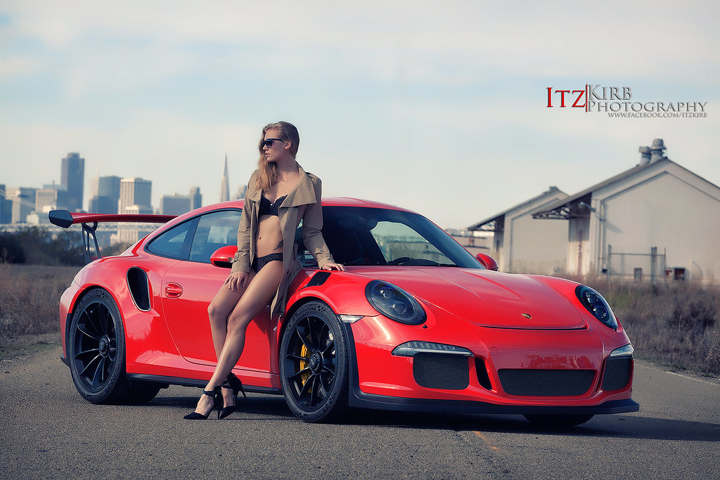 IMG_0465 Porsche GT3RS and Kim | Photo by: Itzkirb ...