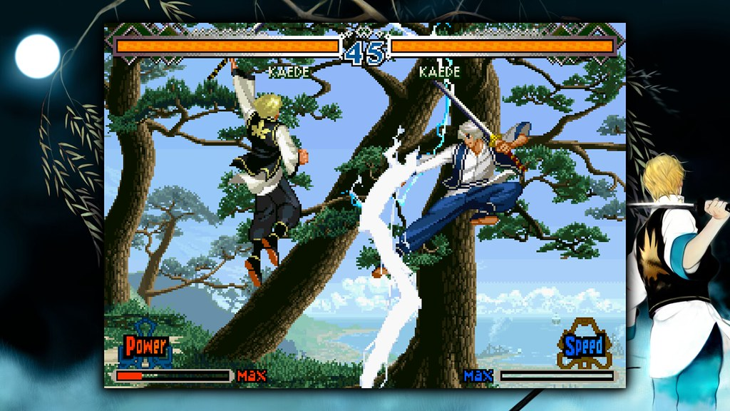 """Legendary NEOGEO title """"LAST BLADE 2"""" will be available on PS4®/PS Vita from May 25th!"""