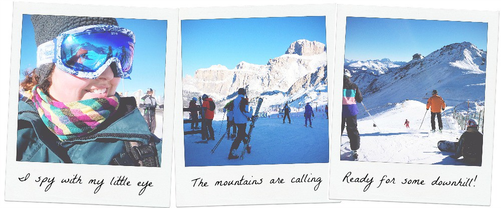 The Val di Fassa Diaries | via It's Travel O'Clock