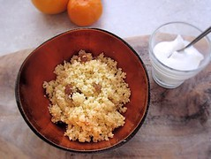 Breakfast couscous