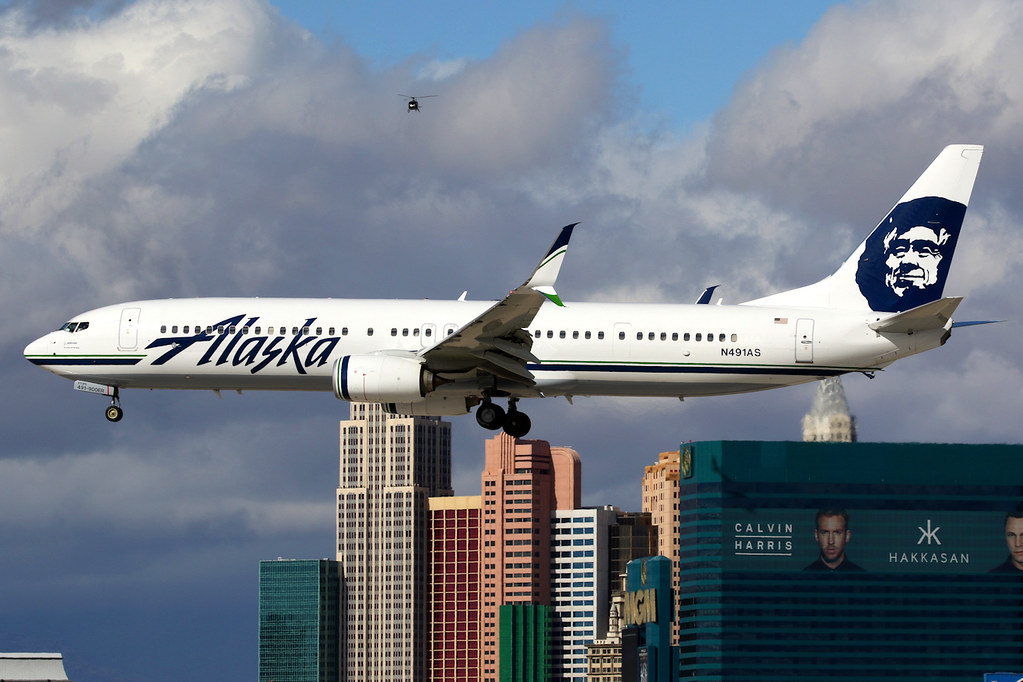Alaska airlines deals to las vegas