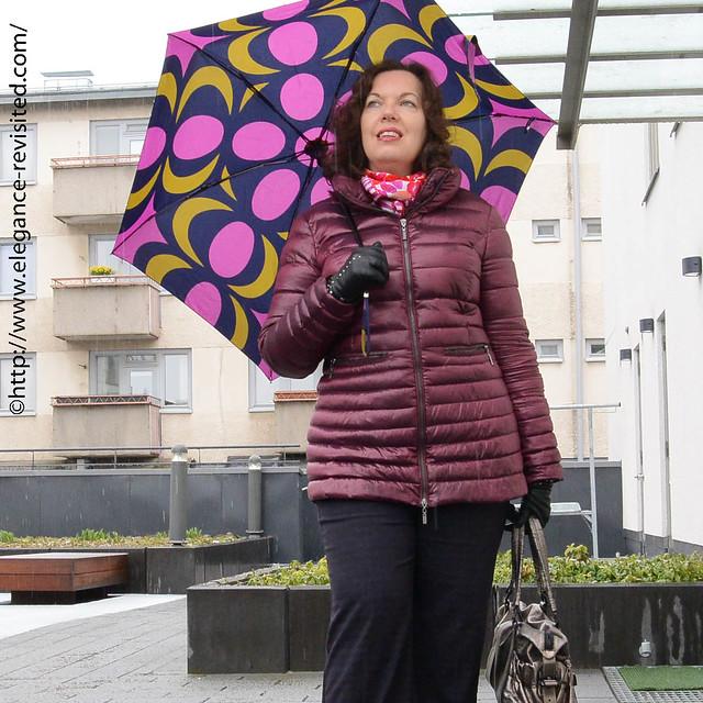 40+ rain wear
