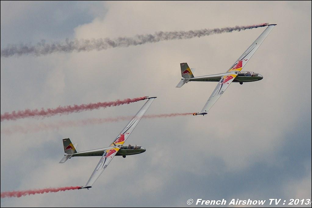 Blanix-Team , 2 gliders , Blanik L 13 , OE-0758 OE-0739 OE-5733, AIRPOWER13 , Zeltweg , Austria , airpower 2013 Zeltweg