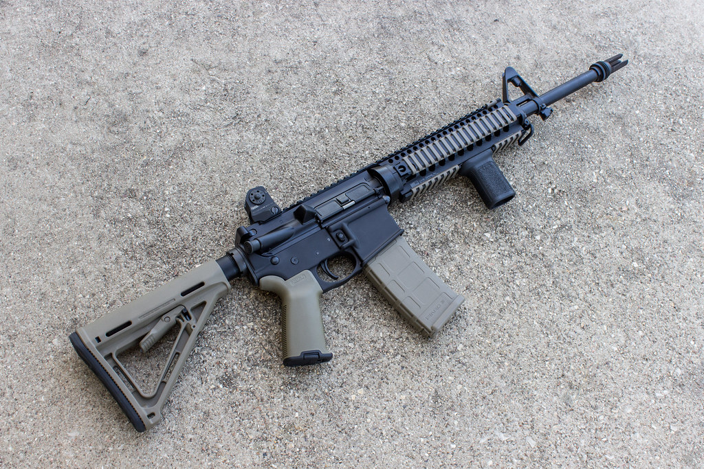 Choosing The Right Barrel Handguard Type And Length Help Me Do A