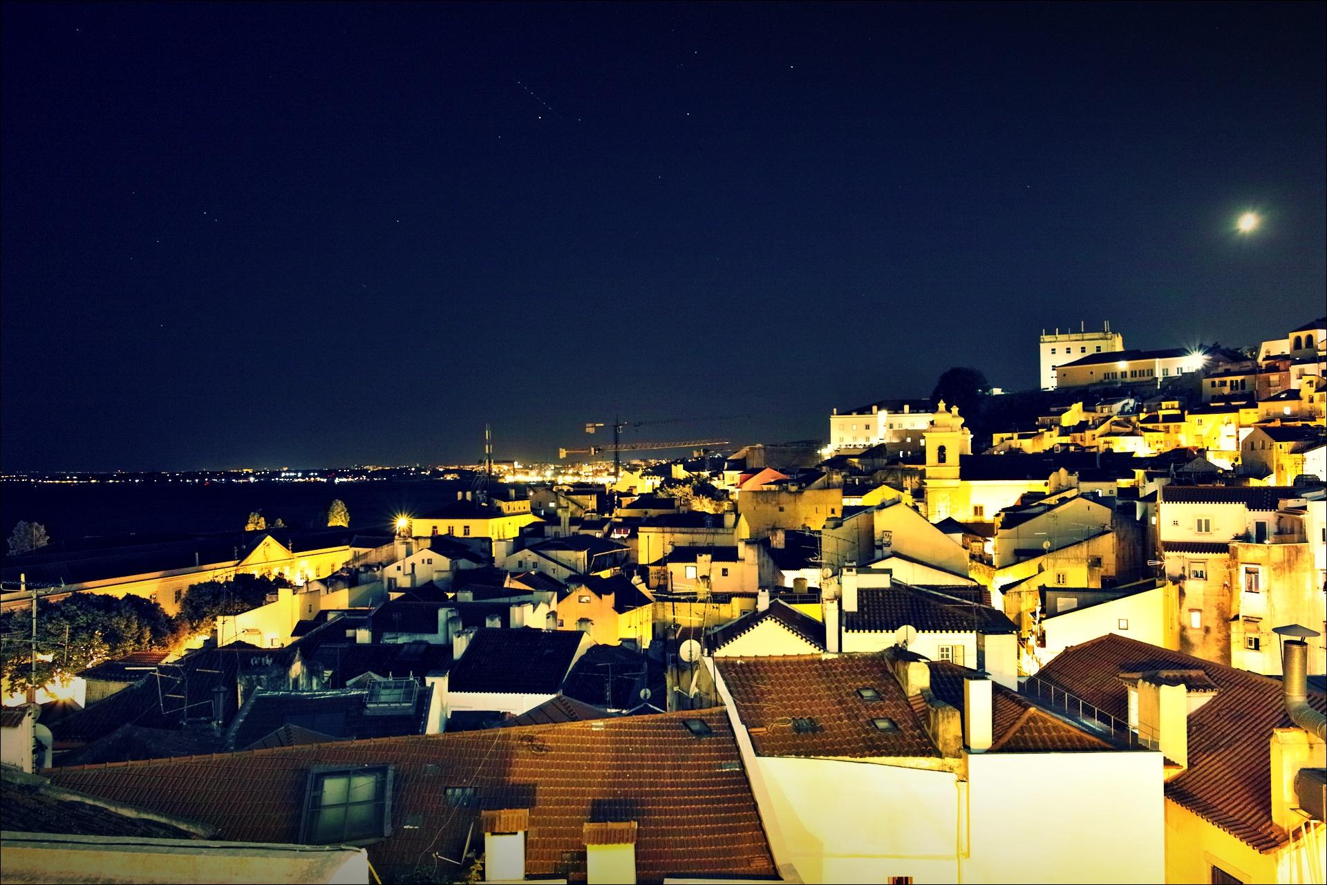 야경-'리스본 Lisbon'