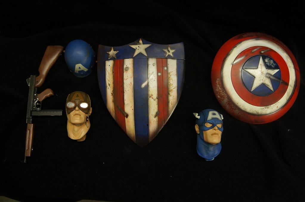 Custom Captain America Premium Format  25167064069_168da8221d_b