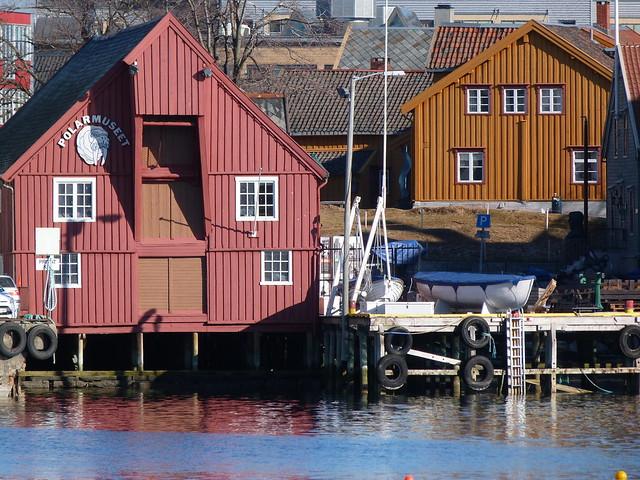 Museo Polar en Tromso (Laponia Noruega)