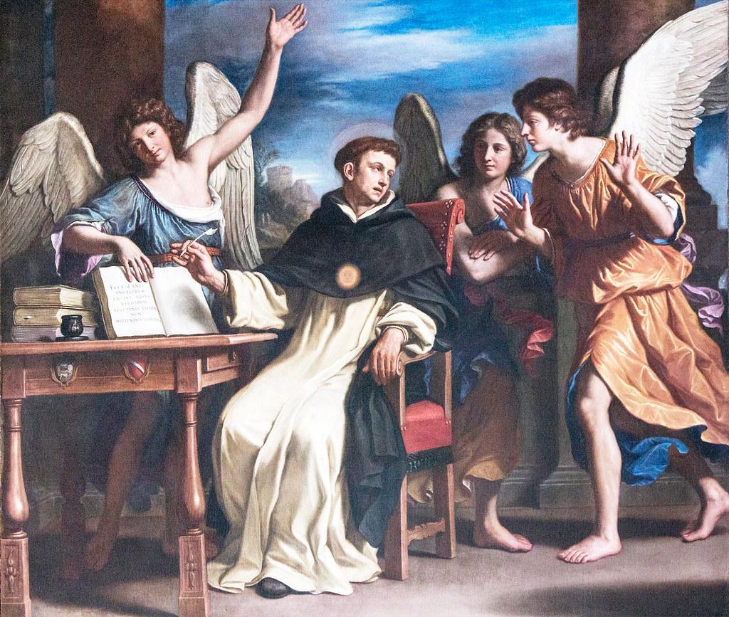 Tương Quan Giữa Triết Học Và Thần Học Theo Jacques Maritain Và Tôn Sư Thomas Aquinas