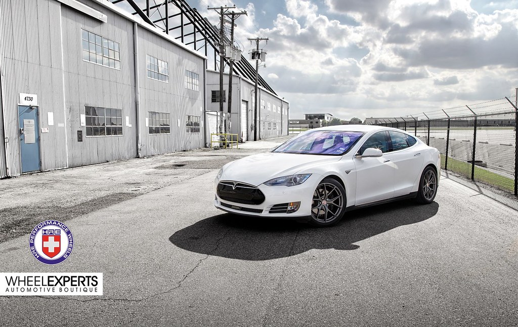 """Car Lease Takeover >> HRE Wheels   Tesla Model S 90D with 20"""" HRE P101 Wheels ..."""