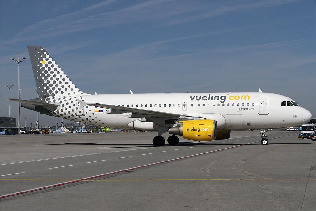 EC-LVE A319 Vueling