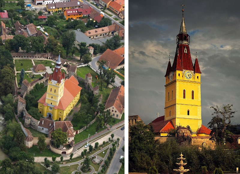 Iglesias castillo