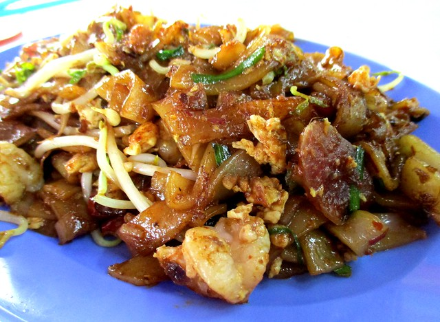 Bateras Food Court sambal kway teow 2