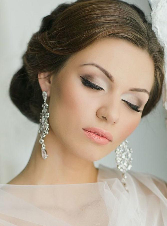Модный свадебный макияж 2016фото
