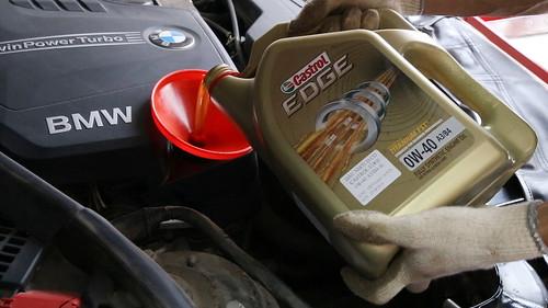 Quy trình thay dầu nhớt cho xe ô tô