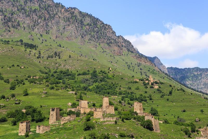 Ingushetia Russia