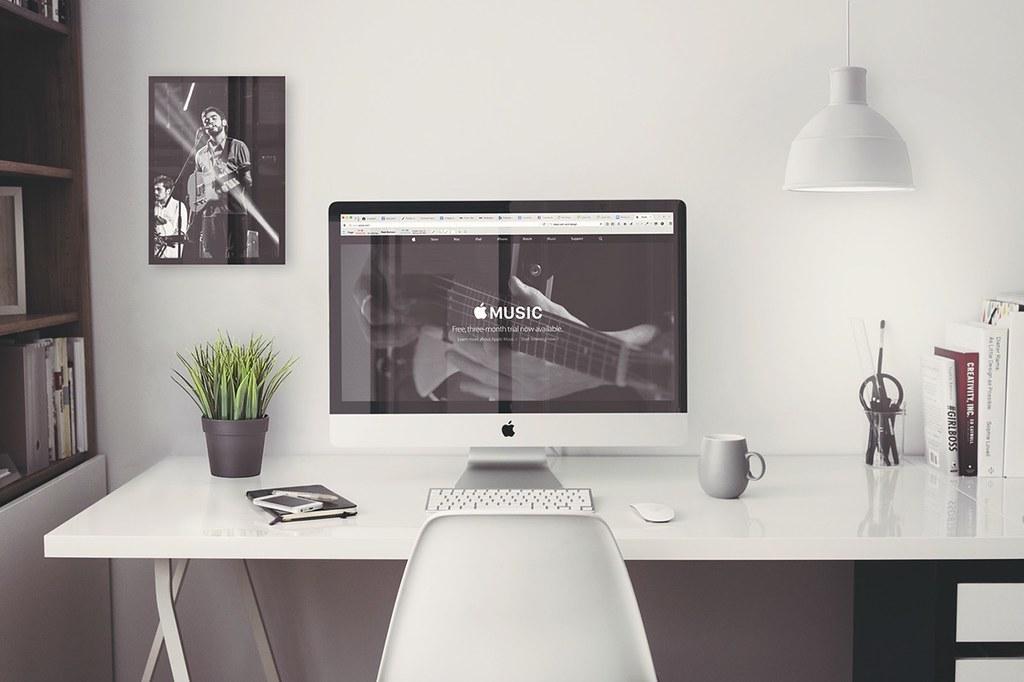 20 id es pour agencer et d corer un bureau le bureau est l flickr. Black Bedroom Furniture Sets. Home Design Ideas