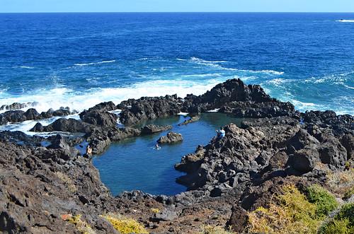Rock pools, Buenavista del Norte, Tenerife